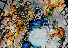 Galeria de Vilões pode estar no filme solo do Flash!