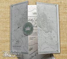 Baltimore+Vintage+Map+Wedding+Invitation+or+by+PowerhousePaper,+$8.95