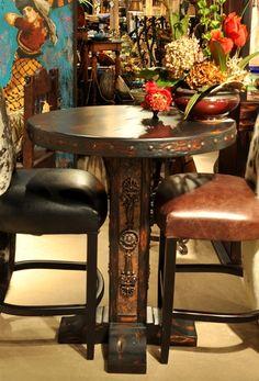 Lebensraum Bistro Tisch