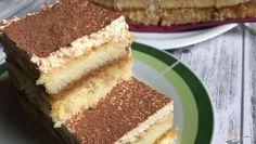 Hrníčková bábovka – RECETIMA Sweet Cakes, Vanilla Cake, Tiramisu, Food And Drink, Sweets, Baking, Rum, Ethnic Recipes, Cook