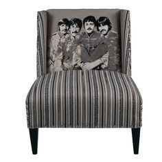 Andrew Martin Triton Beatles Chair