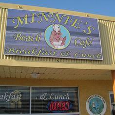 Minnie's Beach Cafe - breakfast 5360 Gulf Dr, Holmes Beach, FL 34217 (941) 778-4140