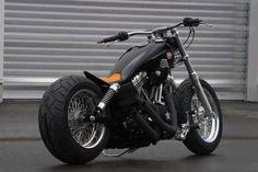Harley Davidson News – Harley Davidson Bike Pics Motos Bobber, Bobber Bikes, Bobber Motorcycle, Motorcycle Style, Bobber Seat, Honda Bobber, Motorcycle Images, Motorcycle Quotes, Custom Bobber