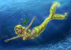 princesses disney mermaids art - Поиск в Google