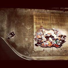 Inside Rob Dyrdek's Fantasy Factory Rob Dyrdek, Skateboard Ramps, Skate Surf, Favorite Tv Shows, Loft, Skateboards, Handsome Boys, Tv Series, Guy
