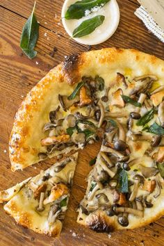 The Locals' Guide To Santa Monica #refinery29  http://www.refinery29.com/santa-monica-travel-guide#slide-12  Terrazza Just opened in late May, Terrazza has quickly become our new favorite beachside brunch spot. How good does this funghi pizza look? Terrazza, 1910 Ocean Way; 310-581-5533.