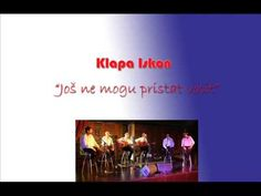 Klapa Iskon - Još ne mogu pristat volit Theater, Relax, Film, Opera, Music, Theatres, Teatro, Drama Theater