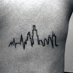 30 best construction tattoo ideas images on pinterest tattoo ideas building tattoo designs 50 heartbeat tattoo designs for men malvernweather Image collections