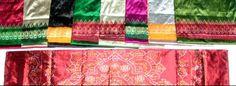 #India, Vibrant Silk Saree, #Andhra Pradesh    http://www.nativeplanet.com/pochampally/photos/3767/