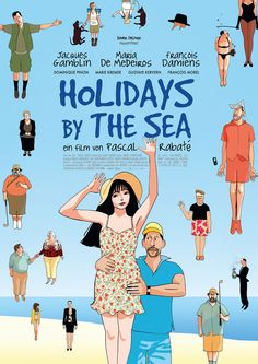 Holidays By The Sea #film #poster