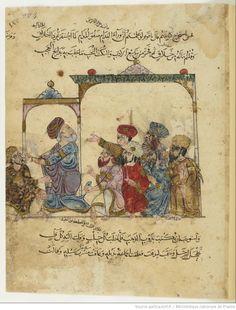 Bibliothèque nationale de France, Département des manuscrits, Arabe 6094 124r