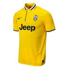 Nike Juventus 2013/2014 Away Soccer Jersey