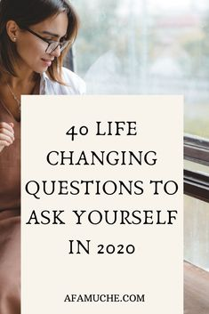 Questions to ask yourself about life, personal questions to grow, every day journal questions to ask yourself, 100 questions to ask yourself, positive questions to ask yourself to be happy… Deep Questions To Ask, 100 Questions, Personal Questions, This Or That Questions, Self Development, Personal Development, Journal Questions, Journal Writing Prompts, Coaching