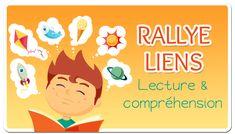 Rallye-liens lecture et compréhension