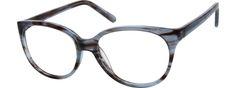 Women's Blue 1845 Acetate Full-rim Frame | Zenni Optical Glasses-ux9PEJsU