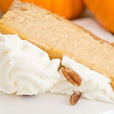 Recipes | Bourbon-Pumpkin Cheesecake | Sur La Table