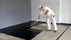 Cómo pintar pisos de cemento o baldosas : PintoMiCasa.com