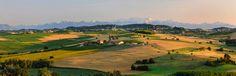 Forme e colori del Monferrato astigiano