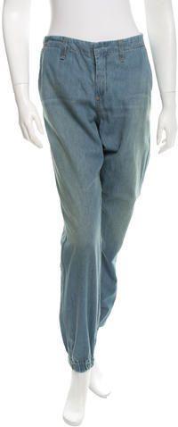 Rag & Bone Distressed Skinny Jeans w/ Tags Distressed Skinny Jeans, Welt Pocket, Joggers, Tags, Denim, Stylish, Women, Fashion, Moda