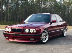 Bid for the chance to own a 1995 BMW at auction with Bring a Trailer, the home of the best vintage and classic cars online. Lot Informations About 1995 BMW Pin You ca Luxury Sports Cars, Sport Cars, Bmw 540i, Bmw E38, Bmw Classic Cars, Classic Cars Online, Bmw Autos, Best Muscle Cars, Bmw 5 Series