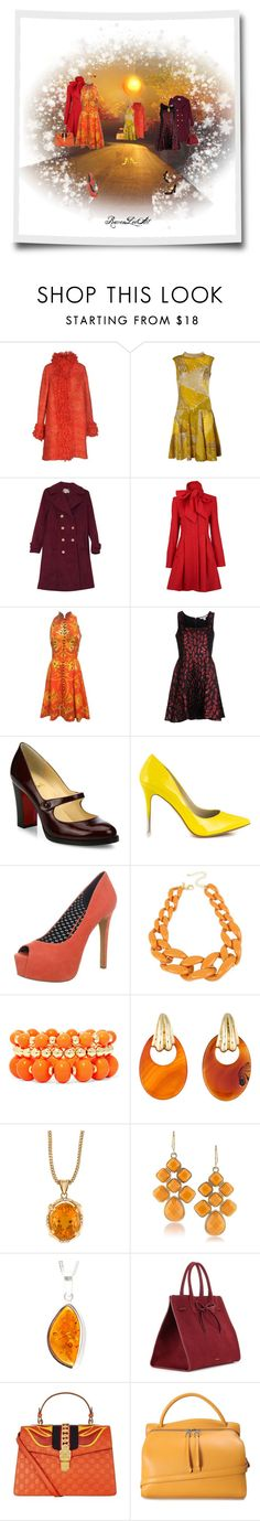 """""""Through the seasons"""" by ravenleeart ❤ liked on Polyvore featuring Missoni, Michael Kors, Dorothy Perkins, Geoffrey Beene, Diane Von Furstenberg, Christian Louboutin, BCBGeneration, Jessica Simpson, INC International Concepts and Mixit"""