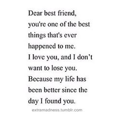Best Friend Thank You For Standing Best Friend Forever Quotes