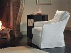 Upholstered armchair SISSY - FEG Industria Mobili