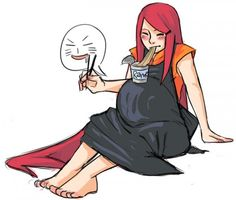 <3 Kushina (& Naruto) - by starchiishio, DeviantArt
