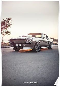 Shelby GT500 ? *Eleanor* Posters