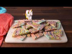 Unicorn Bark Recipe - Easter Desserts