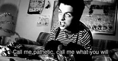 my gif Green Day dookie Billie Joe Armstrong longview Green Day Quotes, Green Day Lyrics, Green Day Dookie, I Fall To Pieces, Jason White, American Idiot, Billie Joe Armstrong, Gay, Fandoms