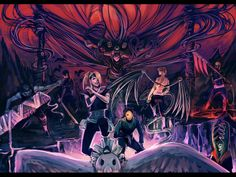Akatsuki poster! Naruto series, long time no see!