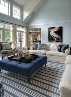 Create this look with me at Bassett.   Family Room by Garrison Hullinger on HomePortfolio