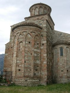#Sanctuary of St. Giovanni Therestis in Bivongi #viaggiareincalabria #tourism