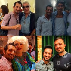 Good Evening I found some photos of a few years ago with some Vips ⛅️ #good #evening #my #followers #friends #photos #vips @platinette @rubio_chef @robertocavalli #love #photo #location #milan #city #like4like #kiss #social #socialnetwork #pinterest #instagram #foursquare #swarm #tumblr #twitter #layout #facebook #day #like #life