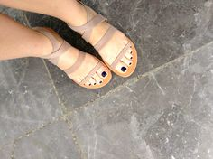 Valia Gabriel sandals