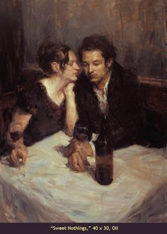 Ron Hicks| Fine Artist | Oil Painter | Denver | Colorado.  Another great one by Ron Hicks.