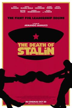 Click to View Extra Large Poster Image for The Death of Stalin
