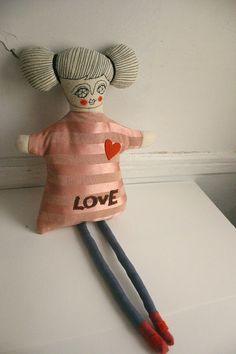 Lovely doll    custom order by Caracarmina on Etsy, $60.00