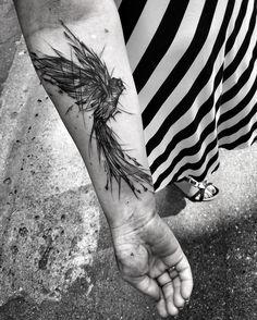 Un buen tatuaje