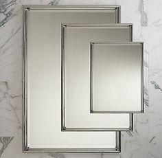 Wall Mirrors   Restoration Hardware