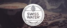 Swiss Water Decaffeination Stainless Steel Containers, Decaf Coffee, Water, Gripe Water, Aqua