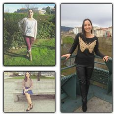 Dulce y Chic by Nuria: Outfits Febrero