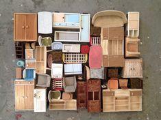 Assemblages & Arrangements I've Seen Lately & Liked • Brown Paper Bag