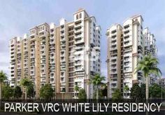 Parker White Lily Residency - It is 2 Bedroom flat 1215 Sq. Ft. For Sale in Sonepat. The property is new construction. #realestate