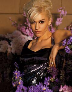 Gwen Stefani for Bazaar