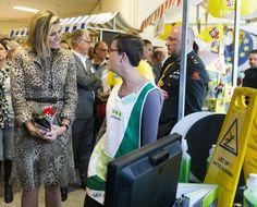 Queen Maxima Photos: Queen Maxima Visits Social Employment Agency Breed http://www.banyanld.com/cva/how_it_works.html