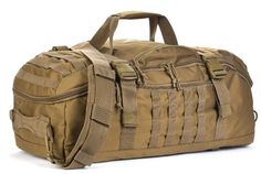 The largest pack offered by Red Rock Outdoor Gear is the Traveler Duffle Bag. At 55 liters itll carry the essentials and then some for your next extended adventure. The Traveler Duffle bag boasts ...