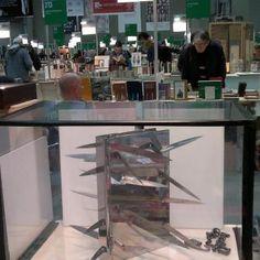 Un libro insolito, esposto allo stand di Biblohaus, Salone del libro usato di Milano dal 7 al 9 Dicembre