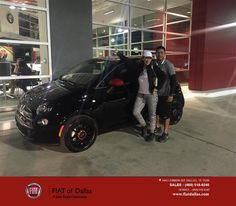 https://flic.kr/p/CnbrBb | #HappyBirthday to Victoria from Donald Walker at Fiat of Dallas! | deliverymaxx.com/DealerReviews.aspx?DealerCode=F741